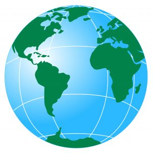 Globe Retro
